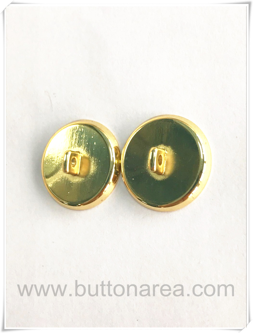 20mm Zinc Alloy Sew on Button for Overcoat Garments