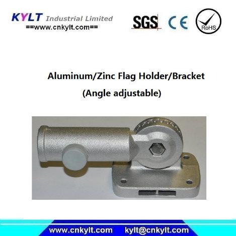 Aluminum Rail Mount Flagpole Boat Holder/Socket