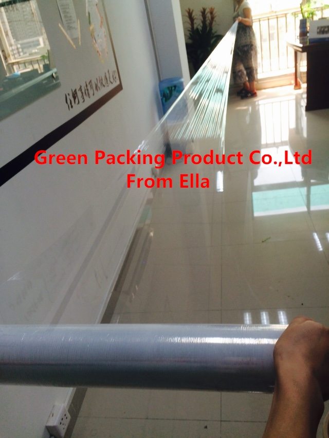 Customized Pallet Stretch Film Wrap Stretch Film
