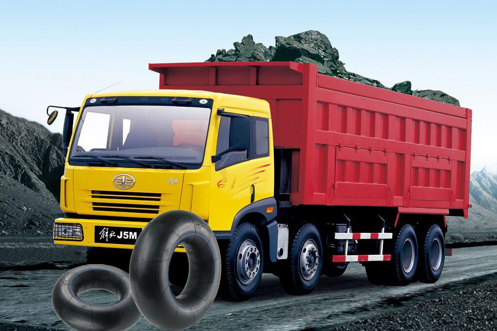 Truck and Car Inner Tube, Rubber Flap, Butyl Tube