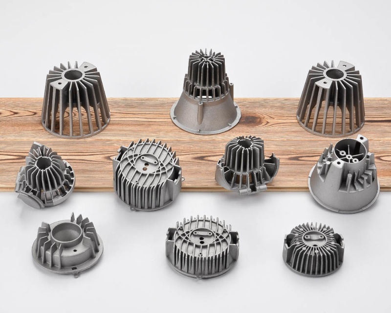 Aluminum Die-Casting, LED Housing, Auto & Motocyle Parts