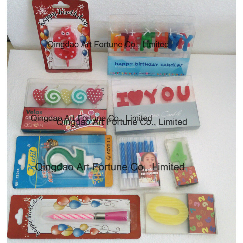 Hot Sale Birthday and Party Candle with Music