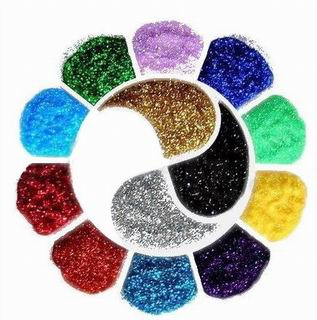 Glitter Powder Binder for Printing From China Manufacturer