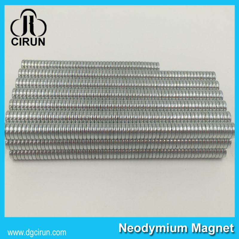 China Manufacturer Super Strong High Grade Rare Earth Sintered Permanent 56c Frame DC Motors Magnets/NdFeB Magnet/Neodymium Magnet