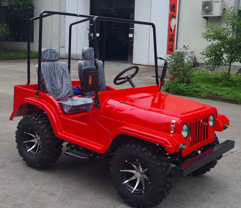 New Products 200cc Mini Jeep Dune Buggy