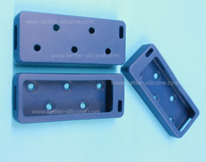 Custom Molded Anti-Dust Waterproof Silicone Rubber USB Sleeve