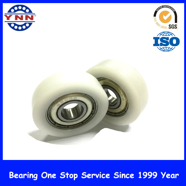 Plastic Pulley Wheels Bearing for Furniture Pulley Roller Wheels