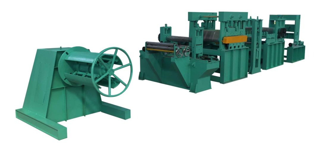 Galvanized Steel Coil Cut to Length Line Machine