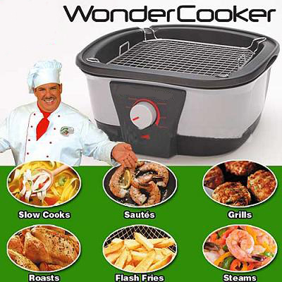 Wonder Cooker (WWC-380)