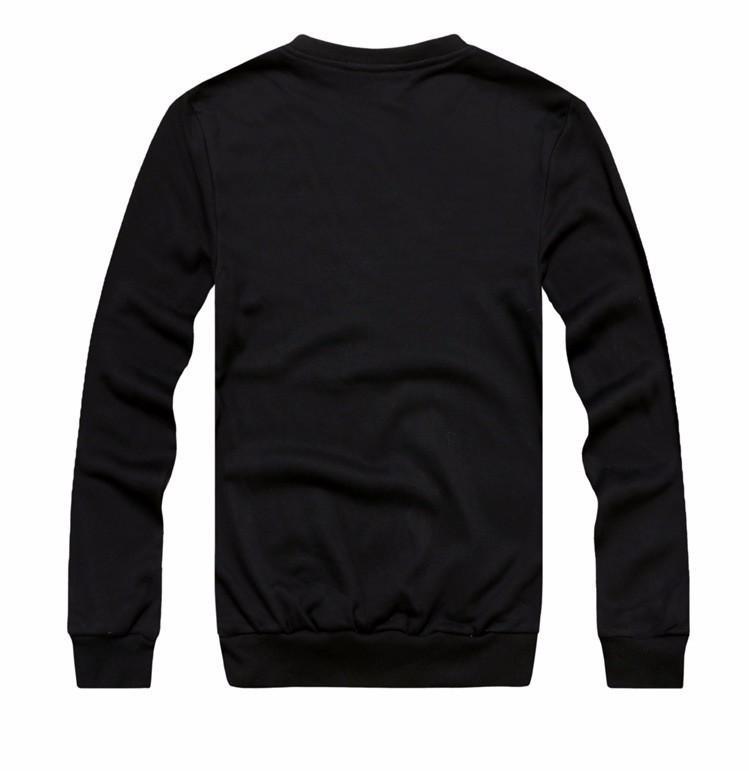 Customized Fashion 3D Digital Printing Sweatshirt