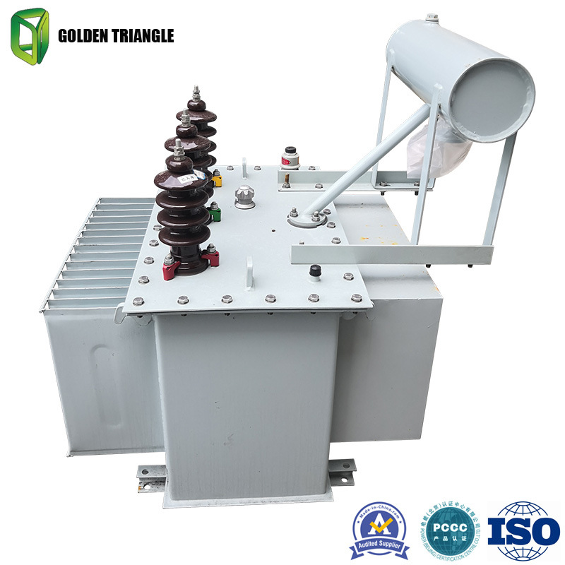 Oil Immersed Transformer with Conservator