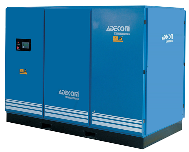 AC Power High Pressure Oil Injected Screw Air Compressors (KHP110-18)