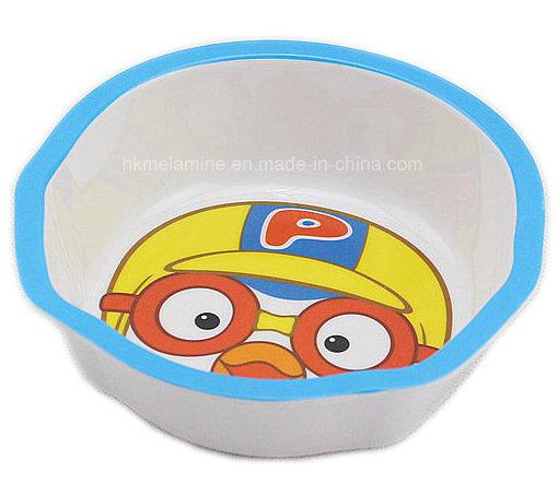 Kids Melamine Bowl with Logo (BW7002)
