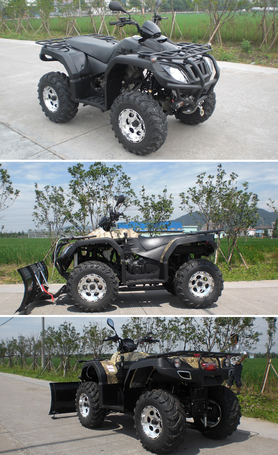 CF Engine 4X4 Differential Gearbox 500cc ATV for Sale