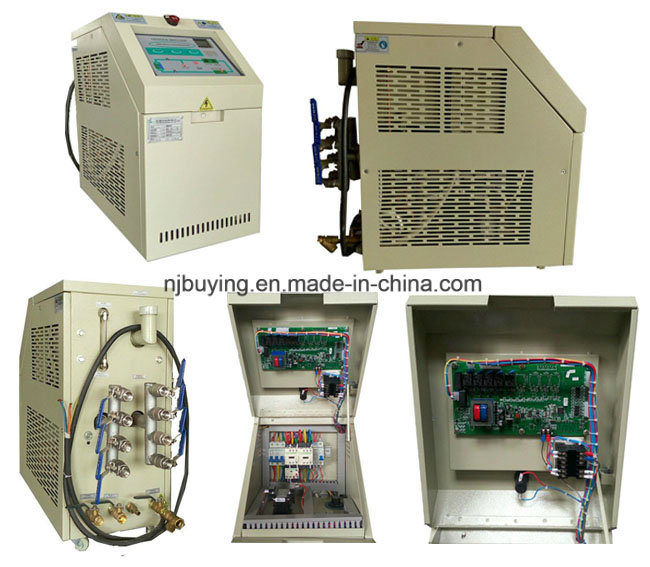 9kw 12kw Water Type Heating Cooling System Mould Temperature Controller Heater