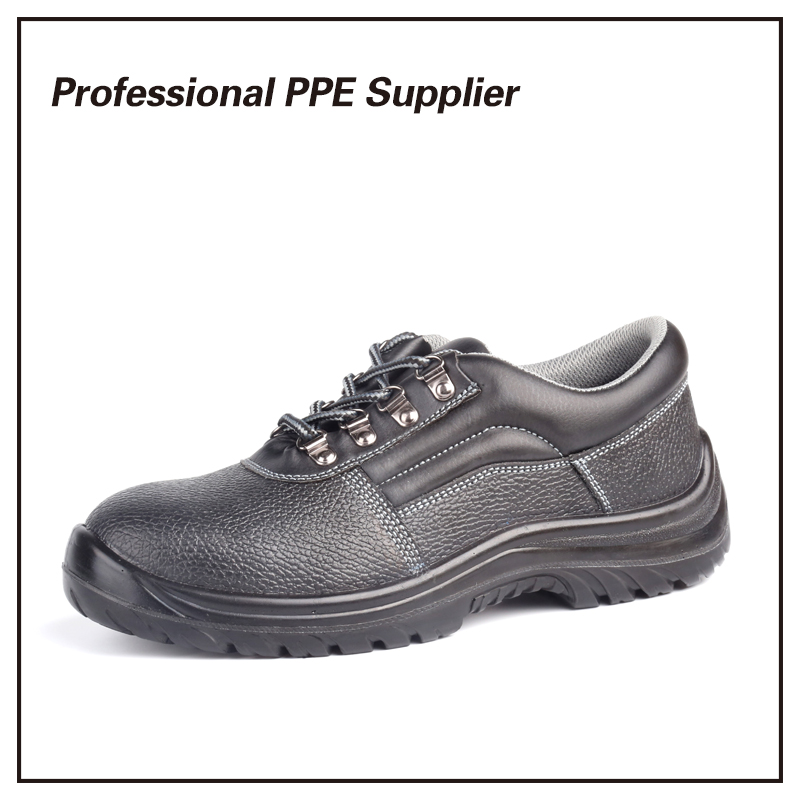 PU Injection Cheap Construction Safety Shoes