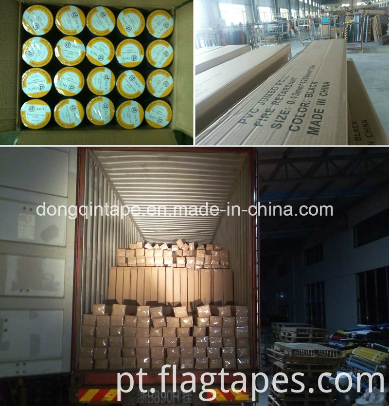 Professional Manufacturer of PVC Electrical Insulating Tape and Rubber Tape