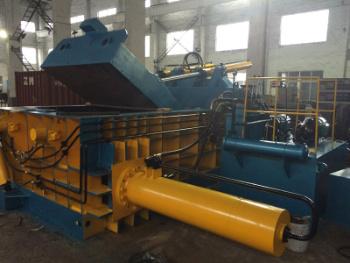 Máquina de prensa de sucata Y81f-250 Prensa hidráulica de latas de alumínio (CE)