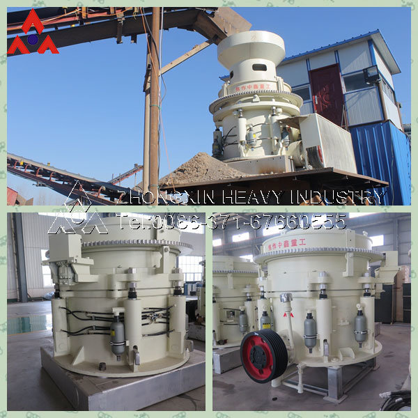 Hydraulic Cone Crusher Advantage in Cone Crusher Plants