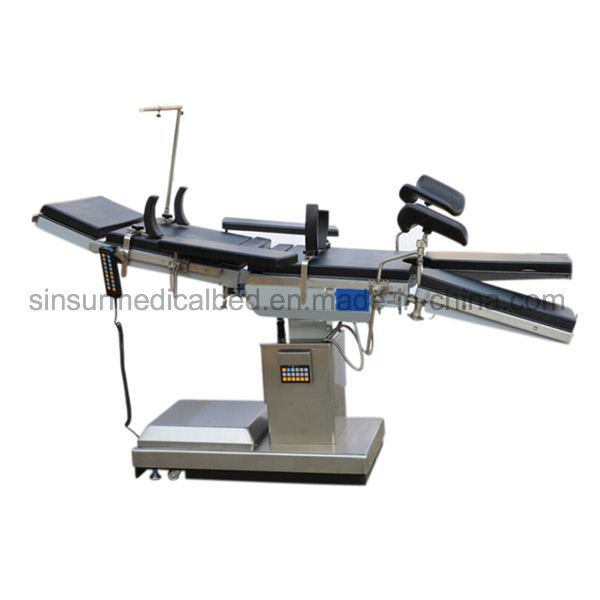High Quality Medical Equipment Fluoroscopic Electric Hydraulic OT Operating Tables