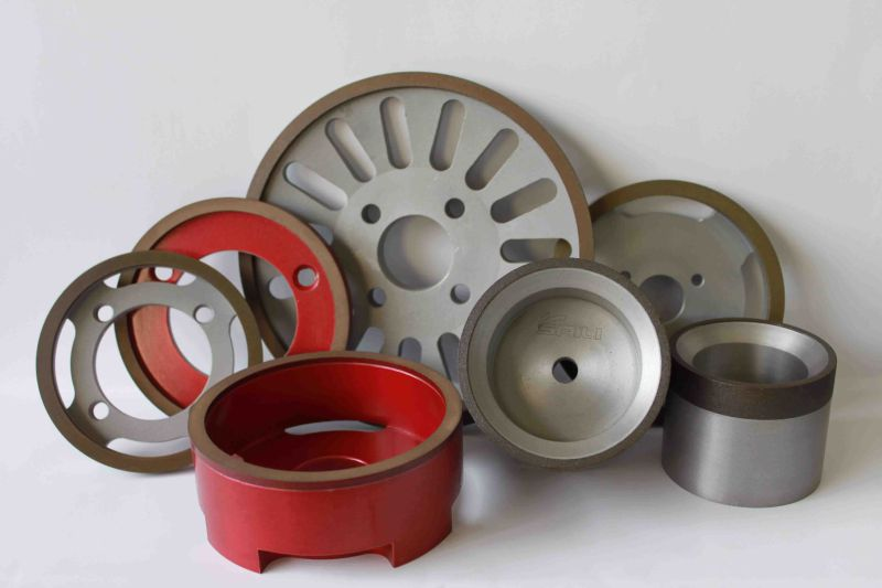 Diamond & CBN Wheels, Abrasives