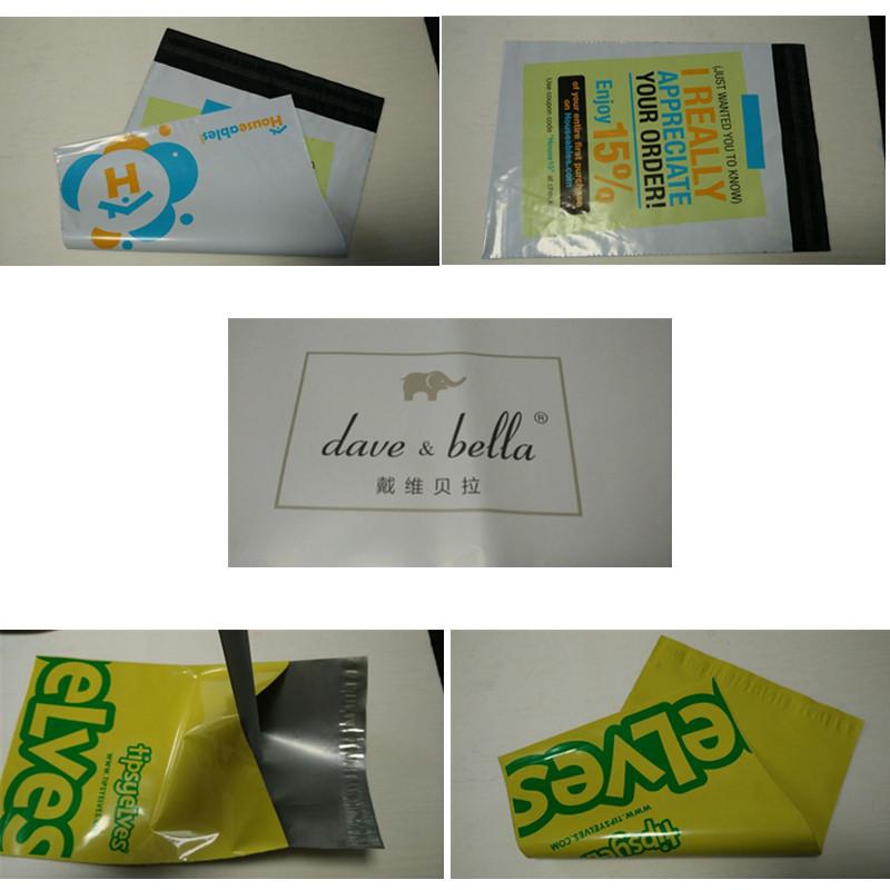 Customized Waterproof Polyethylene Plastic Bag