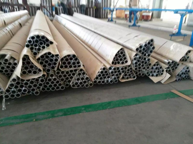 7075-T651 Aluminum Alloy Tube with High Yield and Tensile Strength