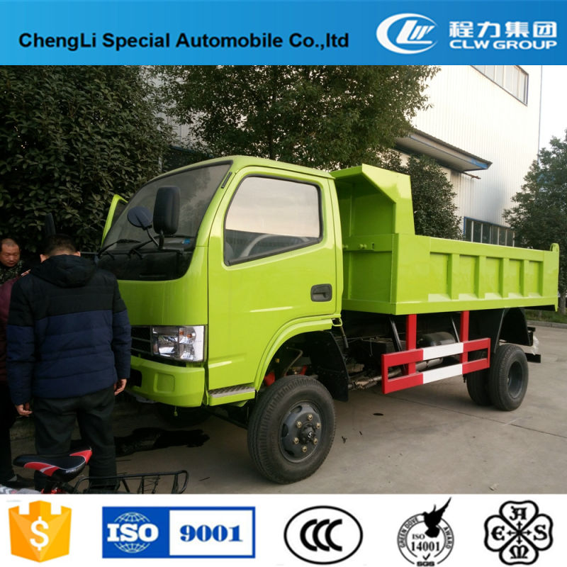 China Factory Tipper Truck for Sale