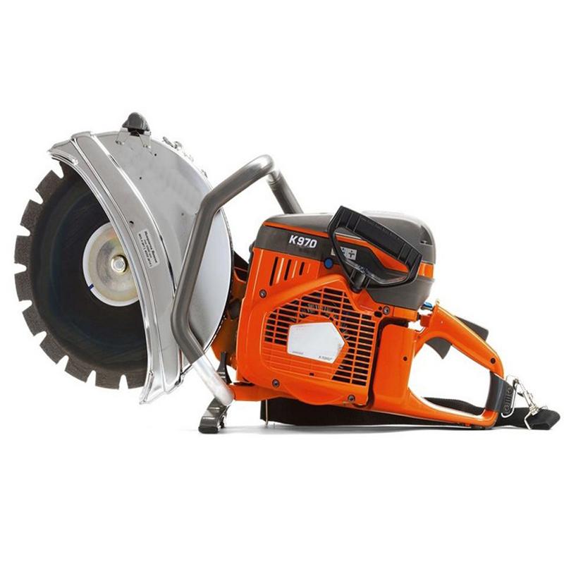 Internal Combustion Rail Saw Machine