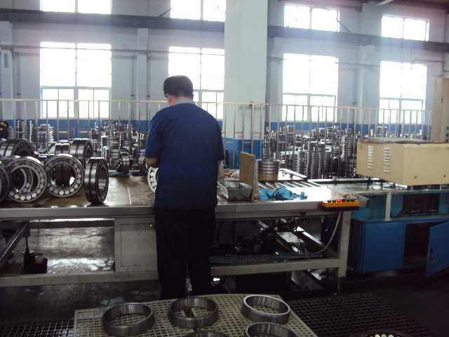 Cylindrical Roller Bearing with ISO9001: 2008 (NJ, NU, NF)
