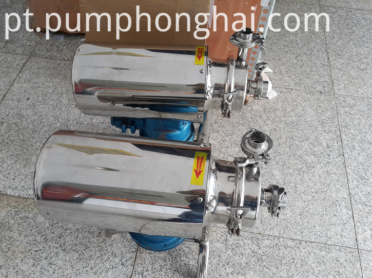 Sanitary Winery Centrifugal Pump