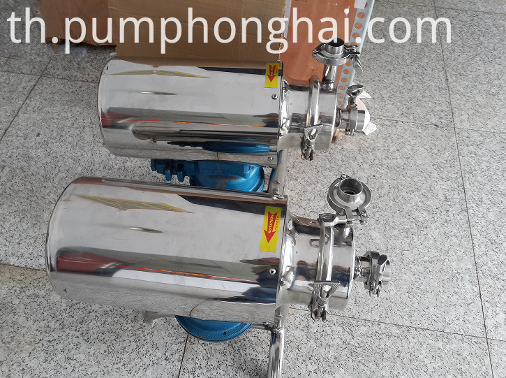 Sanitary Centrifugal Pumps