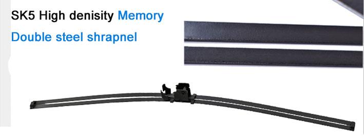 Carall S580 2017 Car Accessoires De Voiture De Lame D'essuie-Glace Auto Parts Dedicated Windshield Super Plus Wiper Blade