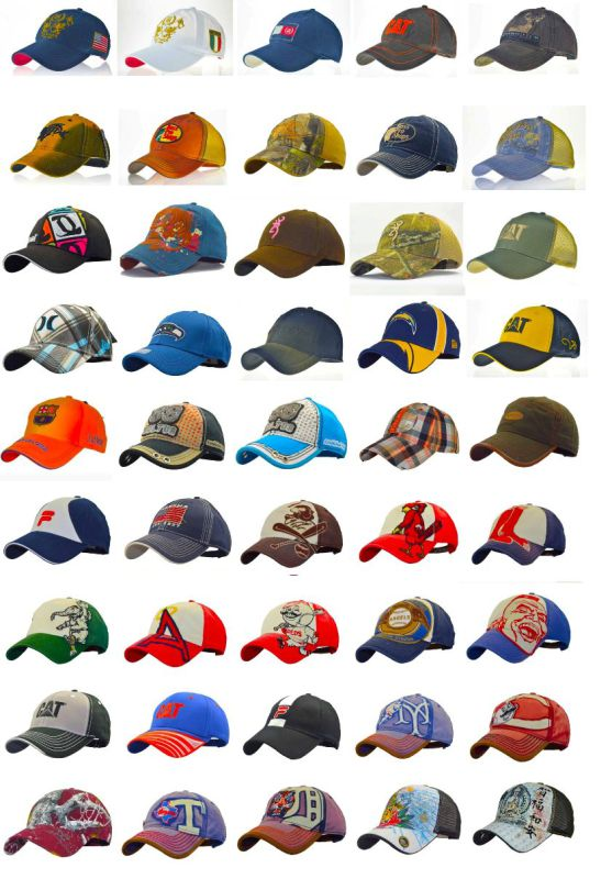 Promotional Items Sports Golf Baseball Cap