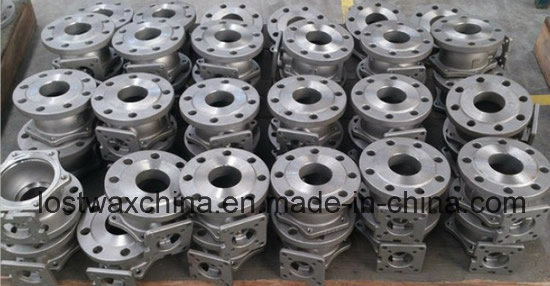 Precision Casting Auto Parts with Stainless Steel