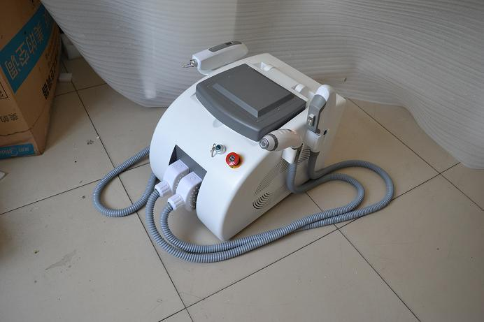 Hot! 3 in 1 Powerful Elight+RF+Laser Totto Removal for Sale