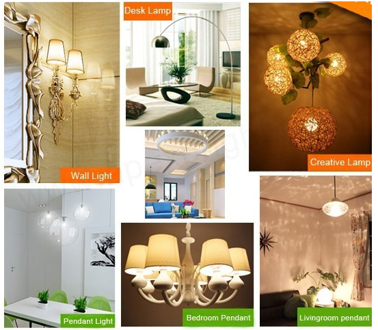 Hot Selling Logo Customized 9W E27 LED Light Bulb