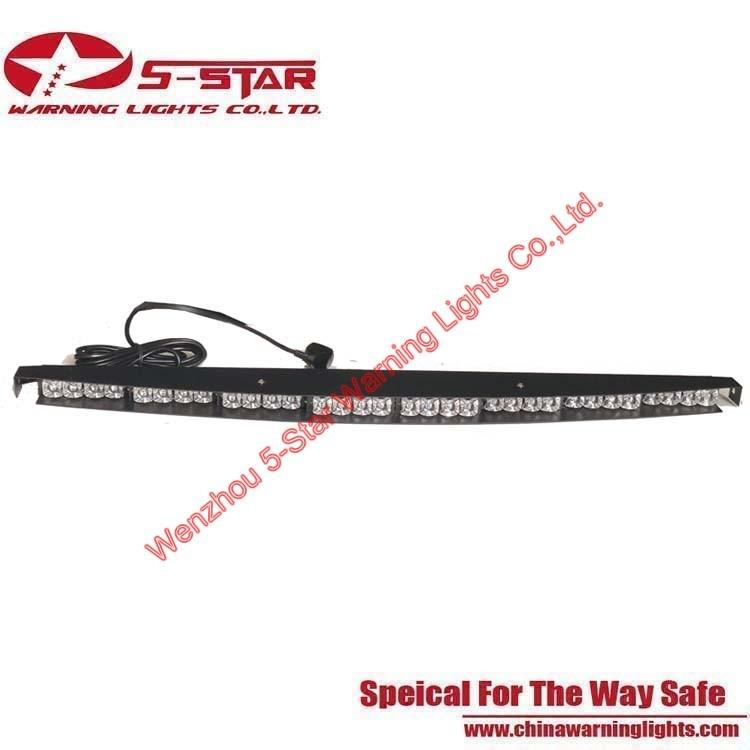 Back Window LED Strobe Flashing Visor Warning Light