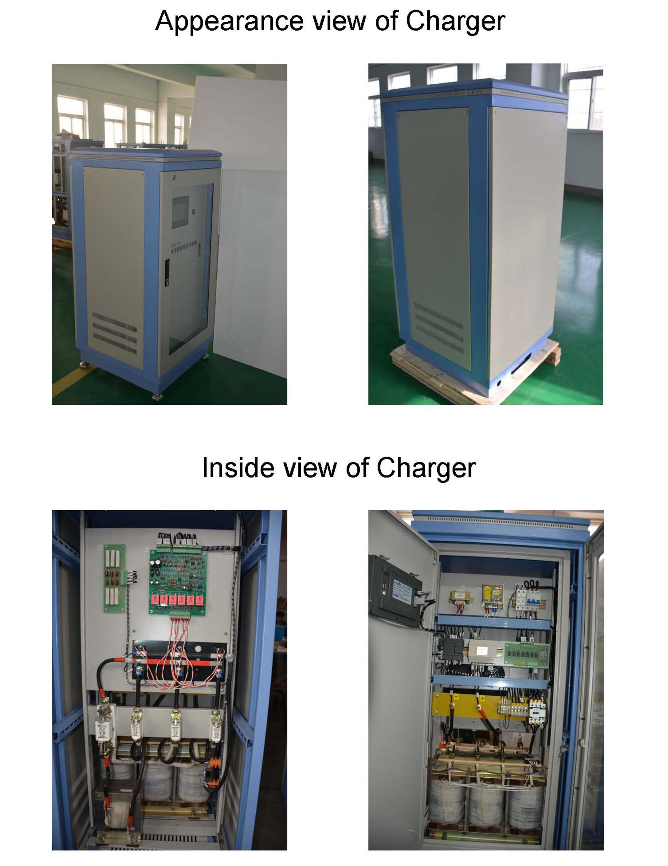 Forklift Pallet Truck Battery Charger