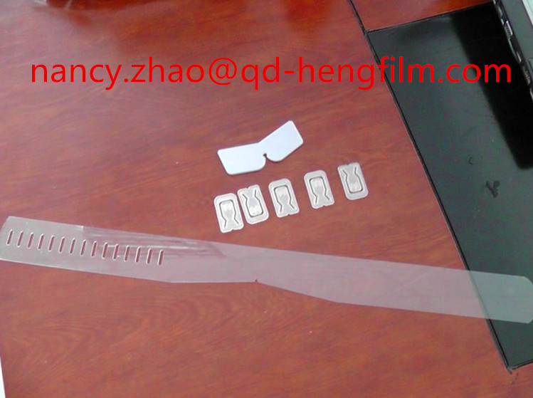 Good Transparence PVC Film for Garment Accessories