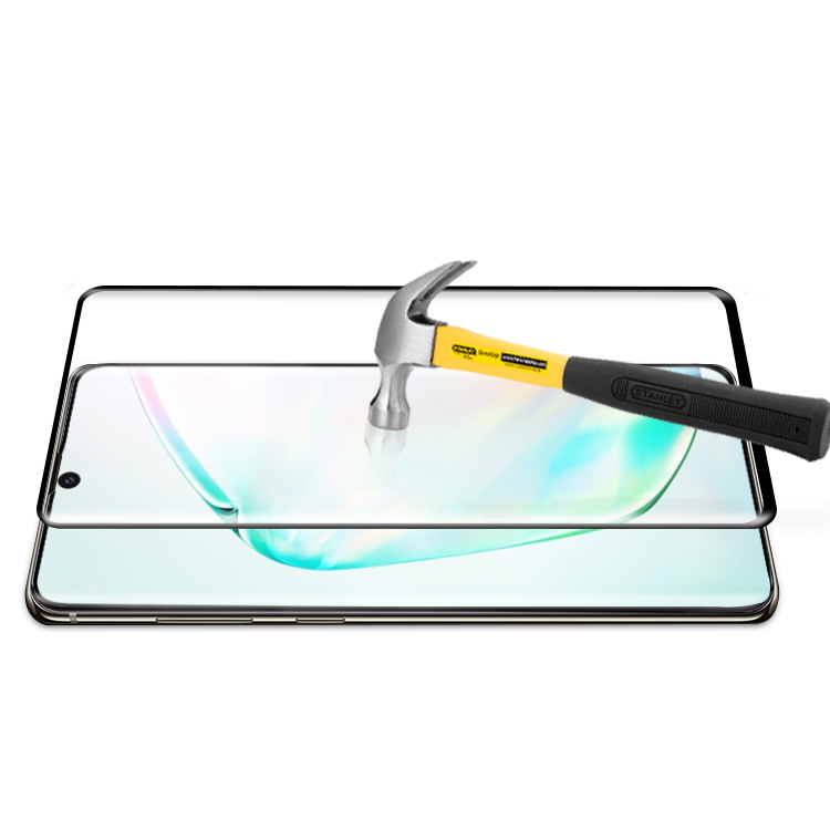 Explosion-proof tempered glass protective sticker for Samsung Note 10