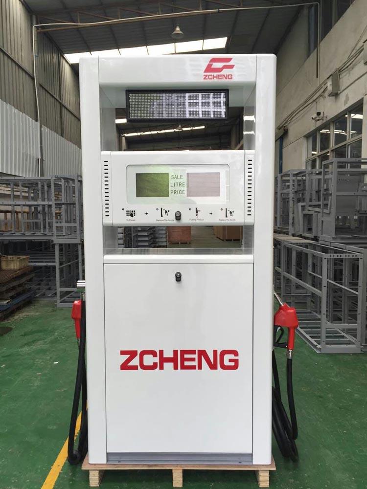 ZCHENG Panda II Series Petrol Station Fuel Dispenser