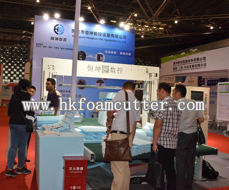 CNC Fast Wire Paperboard Cutting Machine