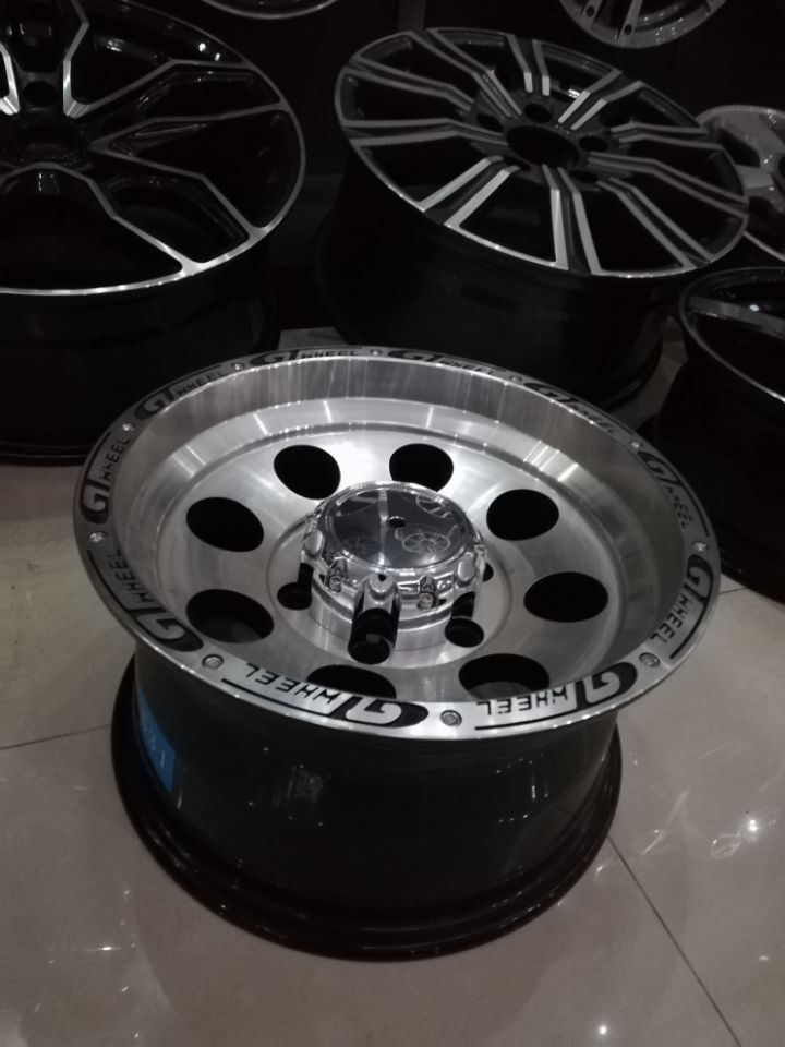16X10 4X4 Offroad Aluminum Alloy Wheel Rim