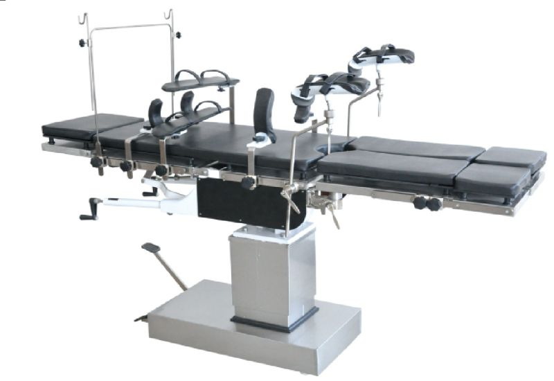 Manual Side-Manipulating Operation Table for Surgery Jyk-B7301A