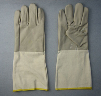 Light Color Furniture Leather Welding Work Glove