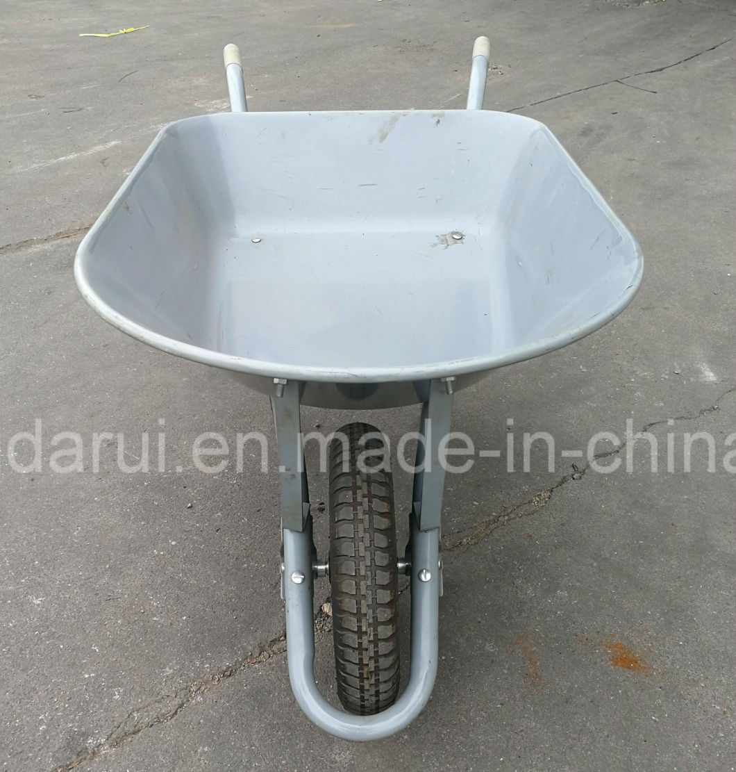 High Cost Performance Wheel Barrow (wb7202)