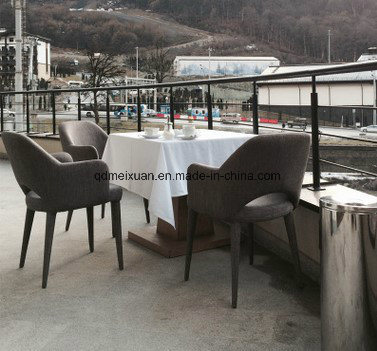 Eat Chair Contracted and Contemporary Dining Cafe Restaurant Hotel Chair, Wrought Iron Creative Fashion (M-X3333)