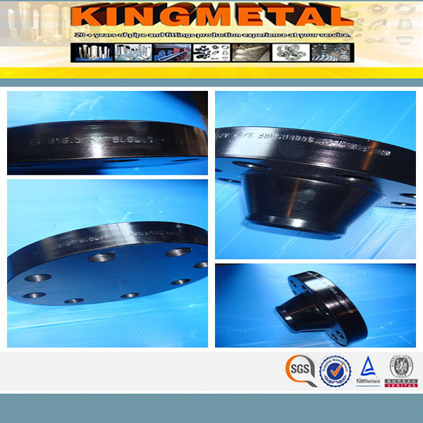 A182 Alloy Steel F9 Forged Welding Neck Flange