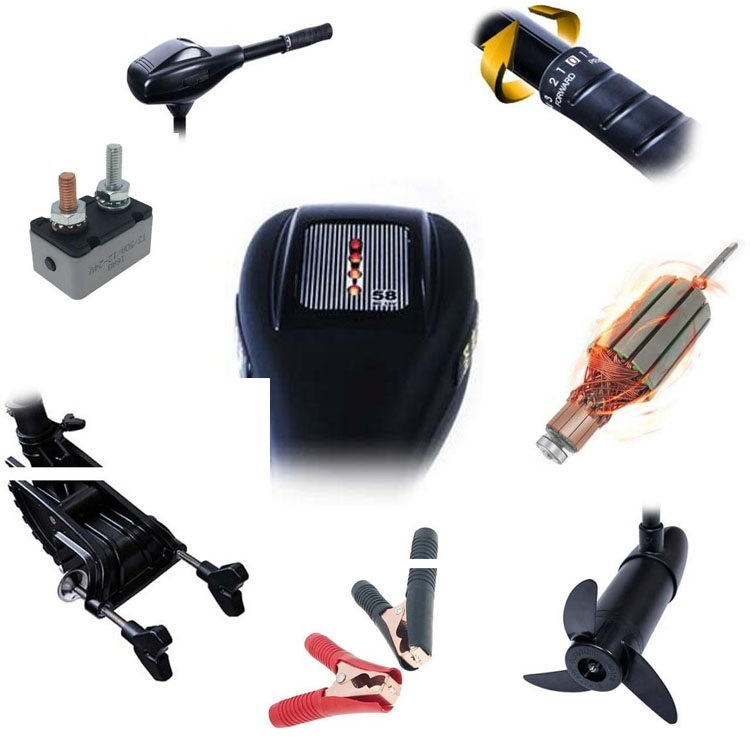 Outboard Electric Motors12V for Fishing Boat